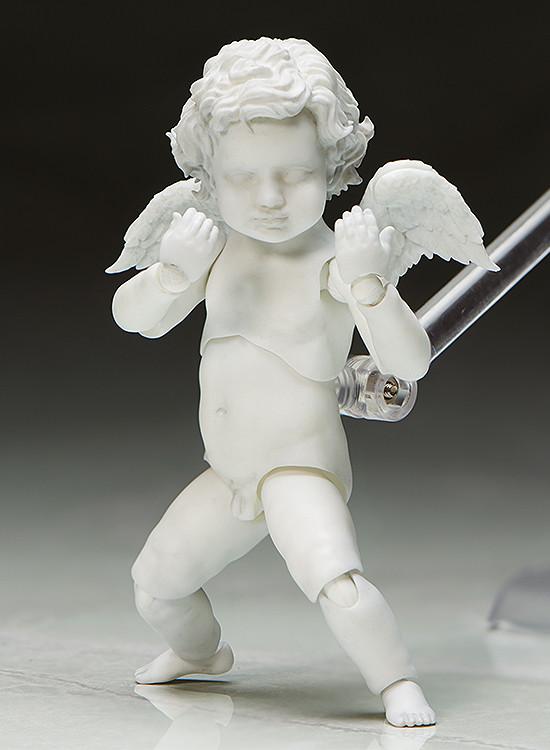 figma Angel Statues FREEing pre 06