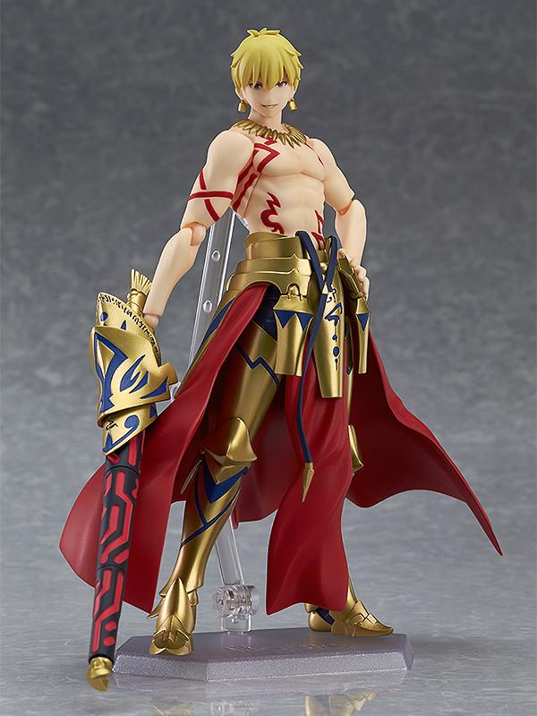 figma Gilgamesh Fate Grand Order Max Factory pre 06
