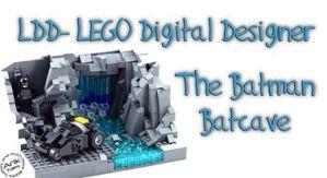 lego batcave moc anktales