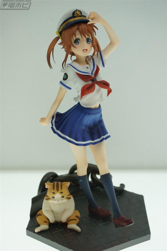 Akeno Misaki da ''High School Fleet''