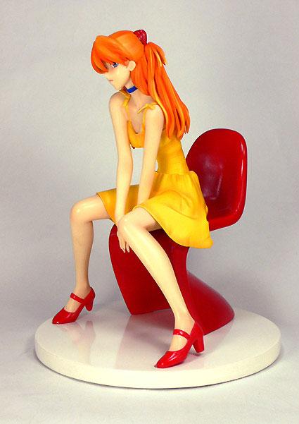 Asuka Yellow Dress Amie Grand rerelease 02