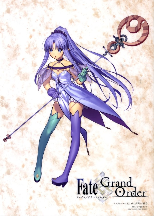 Fate/Grand Order Caster