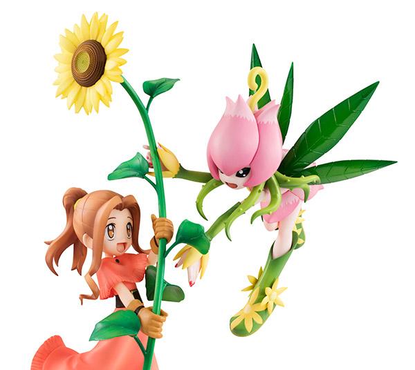Digimon Adventure - Lilimon - Tachikawa Mimi - GEM - MegaHouse - Foto 08