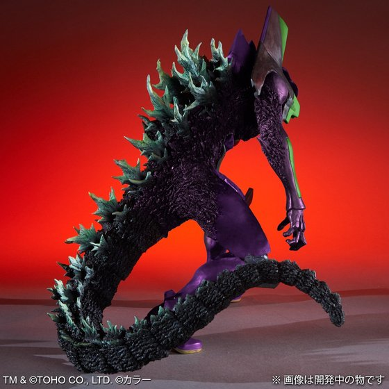 EVA Godzilla XPLUS TOHO pre 03