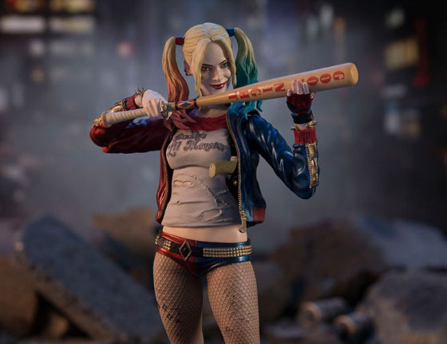 Harley Quinn SH Figuarts Bandai pre 20