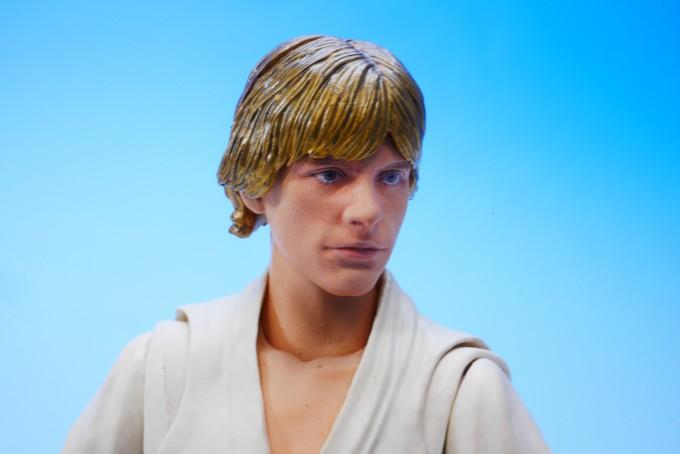 Luke Skywalker SH Figuarts Bandai pics 09
