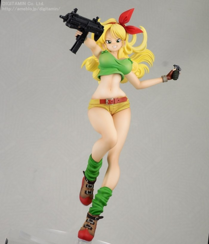 Lunch Dragonball Gals MegaHouse pic 16