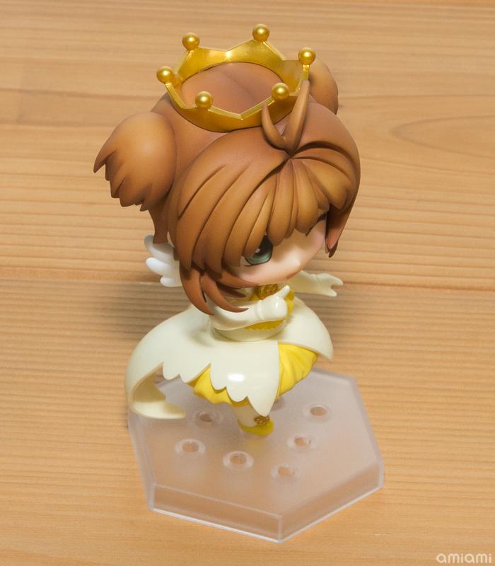 Nendoroid Co-de Sakura Kinomoto Angel Crown gallery 06