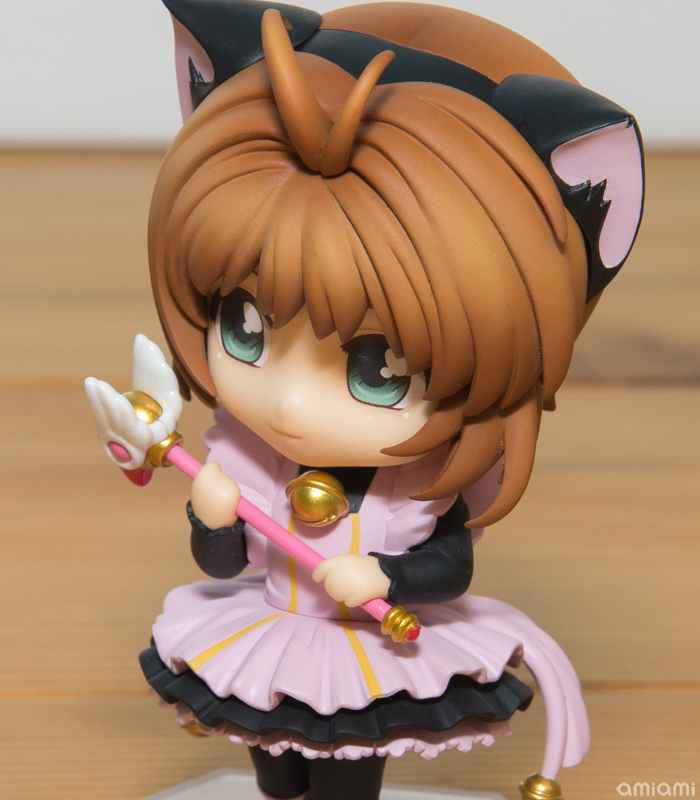 Nendoroid Co-de Sakura Kinomoto Black Cat Maid gallery 10
