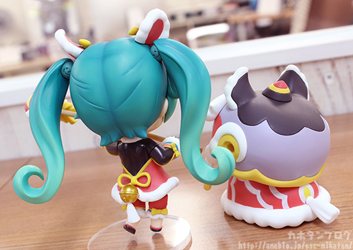 Nendoroid Miku Hatsune Lion Dance GSC preview 04