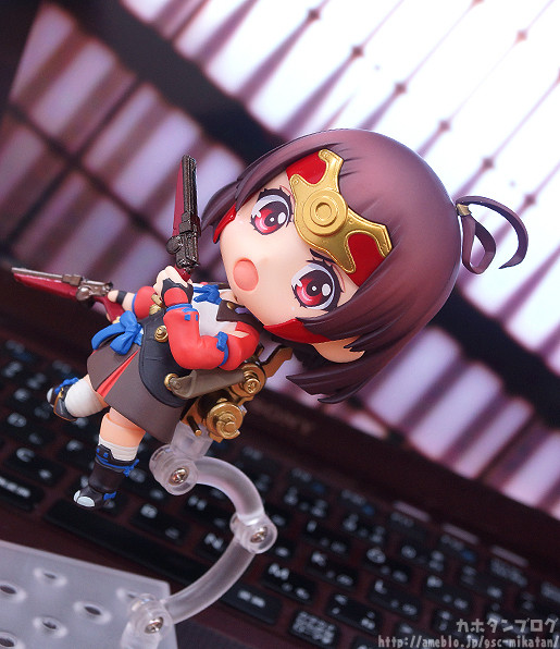 Nendoroid Mumei Koutetsujou no Kabaneri pics 05