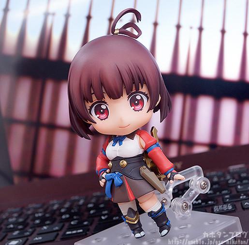 Nendoroid Mumei Koutetsujou no Kabaneri pics 07