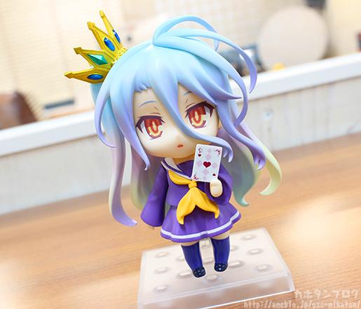 Nendoroid Shiro No Game No Life GSC pics 15
