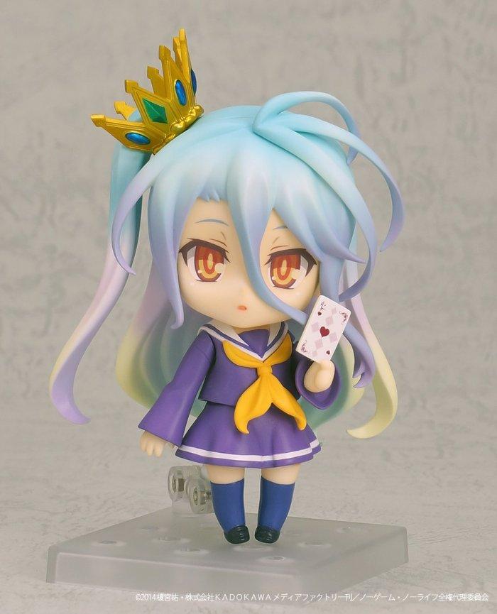 Nendoroid Shiro No Game No Life pic 01