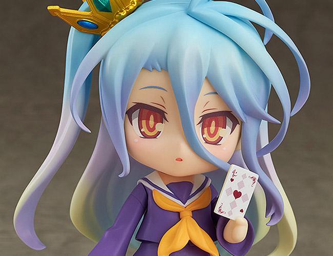 Nendoroid Shiro No Game No Life preorder 20