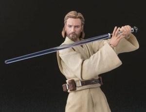 Obi-Wan Kenobi SH Figuarts Star Wars Bandai pre 20