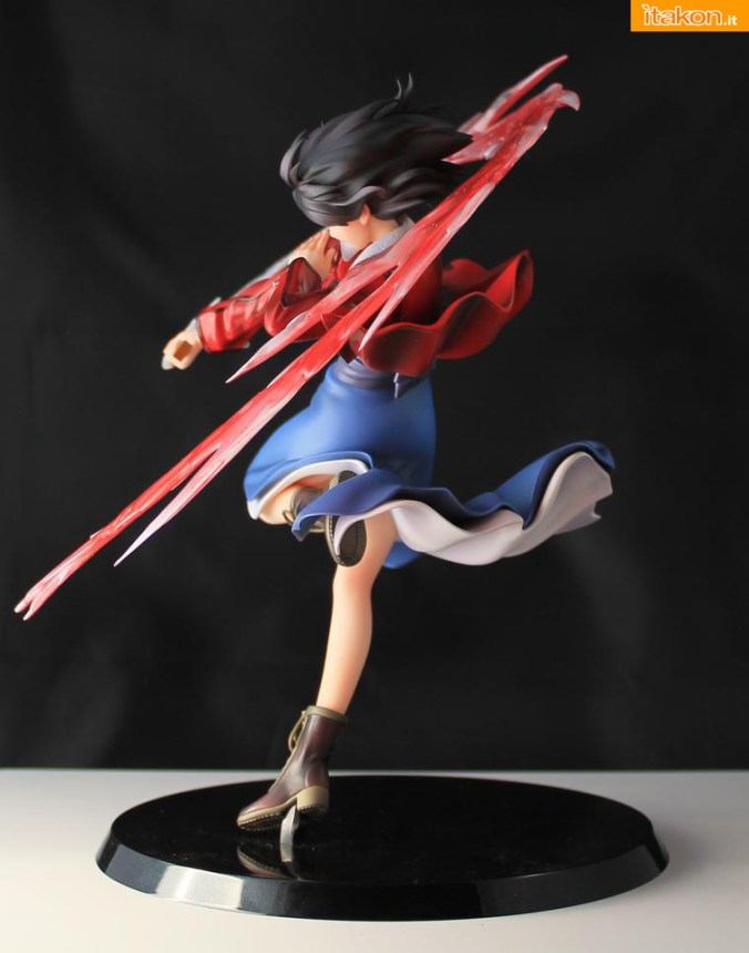Shiki Ryougi - Kara no Kyoukai - Aniplex Stronger - Recensione Arancia - Foto 20