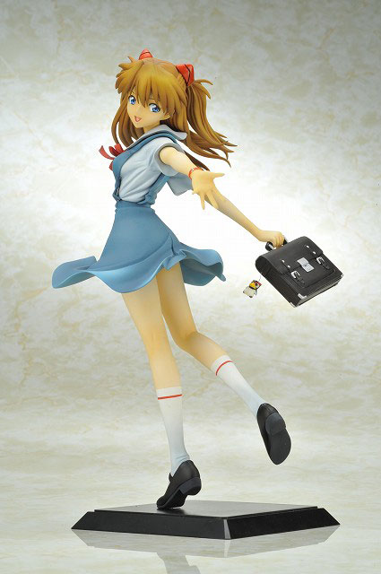 Shikinami Asuka Langley School Uniform EVANGELION AIZU Project resale 01