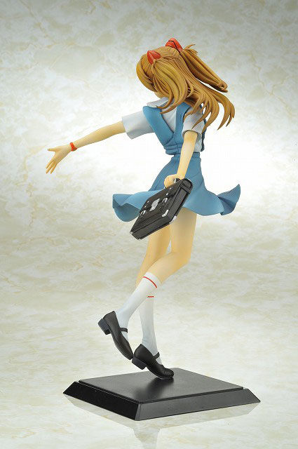 Shikinami Asuka Langley School Uniform EVANGELION AIZU Project resale 02