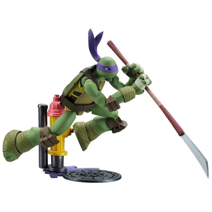 TMNT Revoltech Donatello Kaiyodo Preorder 02