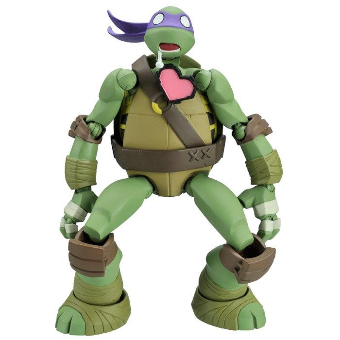 TMNT Revoltech Donatello Kaiyodo Preorder 03