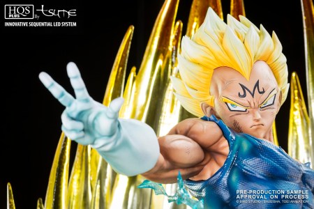Tsume: Majin Vegeta HQS+ da Dragon Ball Z in preordine