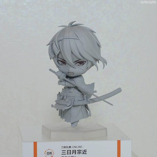 Munechika Nendoroid Co-De da Touken Ranbu
