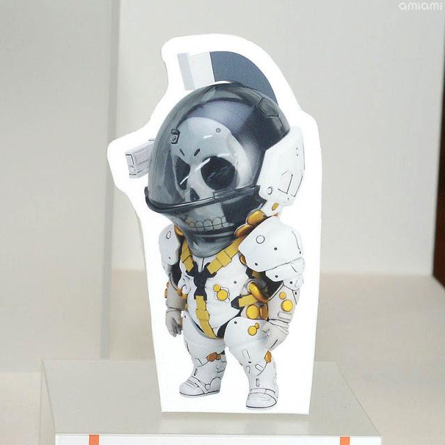 Ludens, mascotte Kojima Productios
