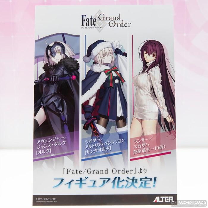 "Jeanne D'Arc, Saber Alter e Lancer da ""Fate/Grand Order"""