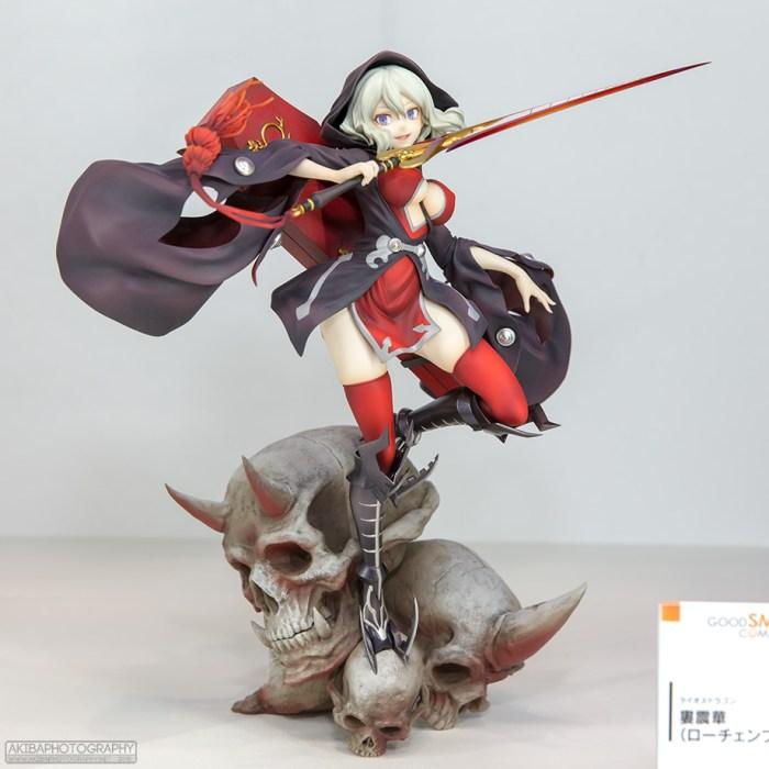Chenfa Rou da ''Chaos Dragon Sekiryuu Seneki'' (GSC)