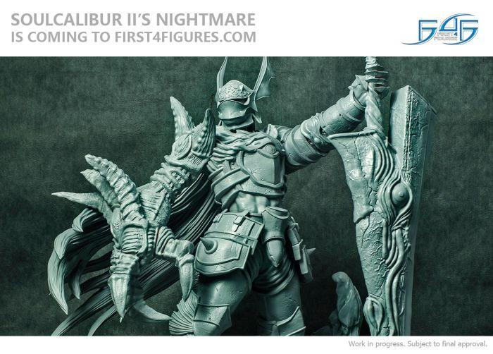 nightmare - soul calibur - f4f - teaser - 1