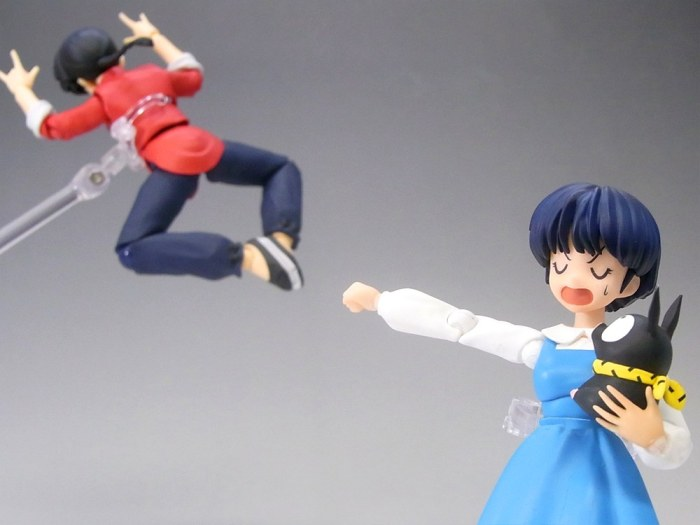 Akane Tendo SH Figuarts Ranma Bandai pics 09