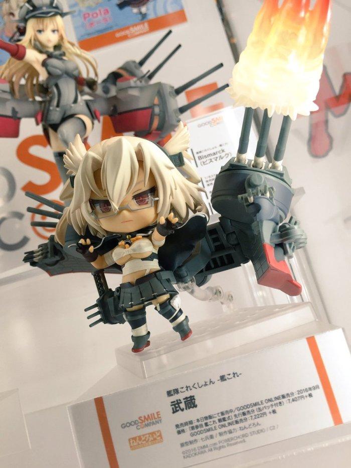 Nendoroid Musashi