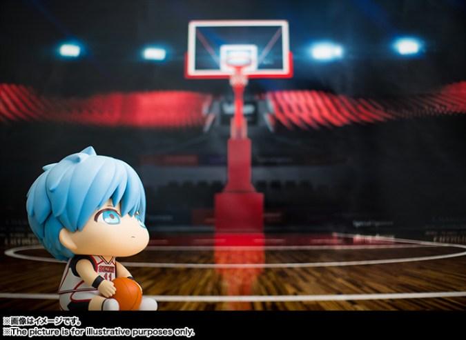 Kuroko no Basket - Kuroko Tetsuya - Bandai - Tama Colle PuniPuni Hoppe Doll - Foto 02