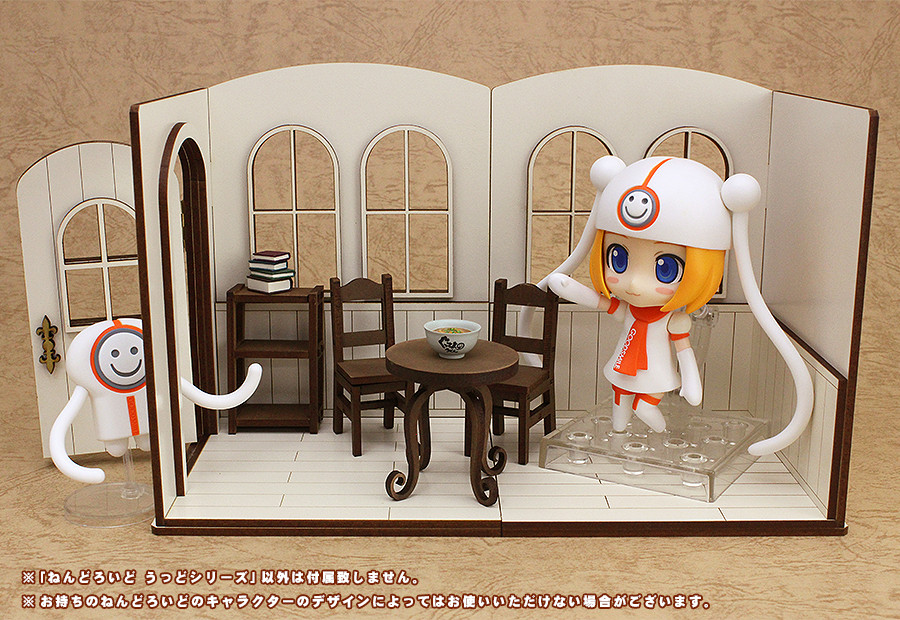 Nendoroid More Wood Series 01