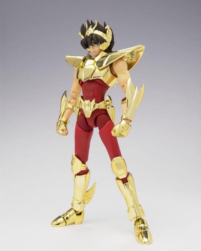 Pegasus Seiya Limited Golden Edition Bandai pics 02