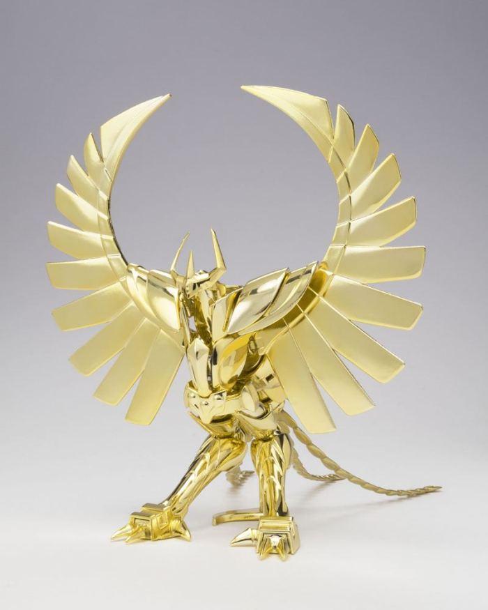 Phoenix Ikki Limited Golden Edition Bandai pics 04