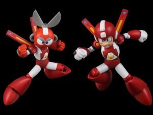 Rockman 7 Shukumei no Taiketsu - Rockman - Sentinel - Super Rockman - Foto 01