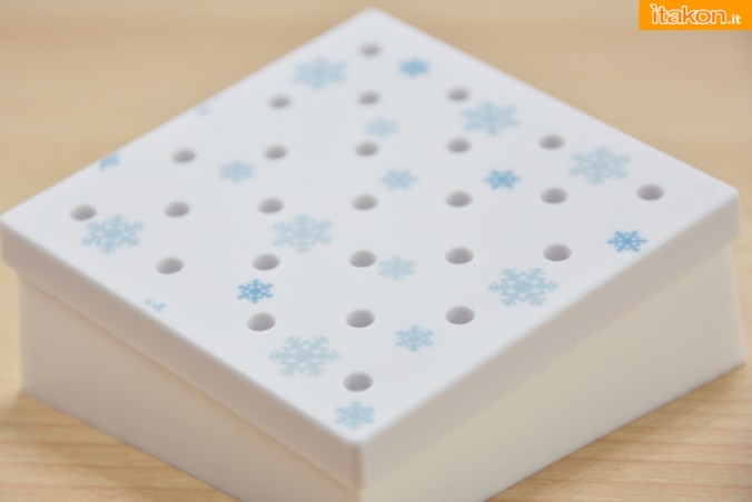 Snow Miku Owl Ver - Nendoroid 570 - Good Smile Company - Recensione - Foto 24