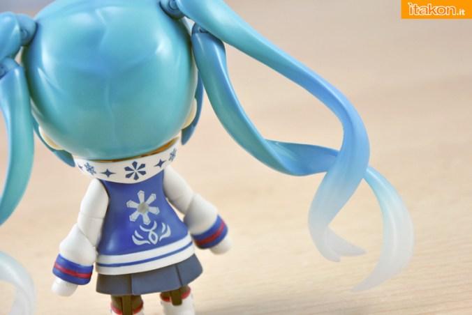 Snow Miku Owl Ver - Nendoroid 570 - Good Smile Company - Recensione - Foto 35