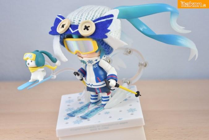 Snow Miku Owl Ver - Nendoroid 570 - Good Smile Company - Recensione - Foto 58