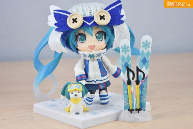 Snow Miku Owl Ver - Nendoroid 570 - Good Smile Company - Recensione - Foto 78