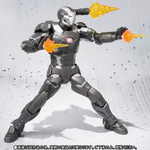 War Machine Mark 3 - S.H. Figuarts di Bandai  (5)