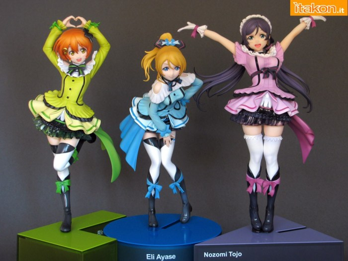 055 Love Live! School Idol Project Stronger recensione