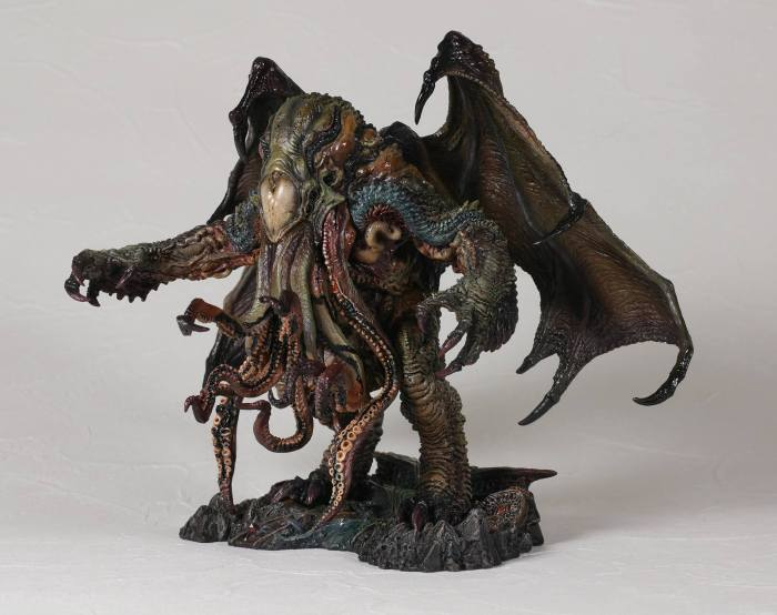 cthulhu-gecco-statue-factory-sample-003