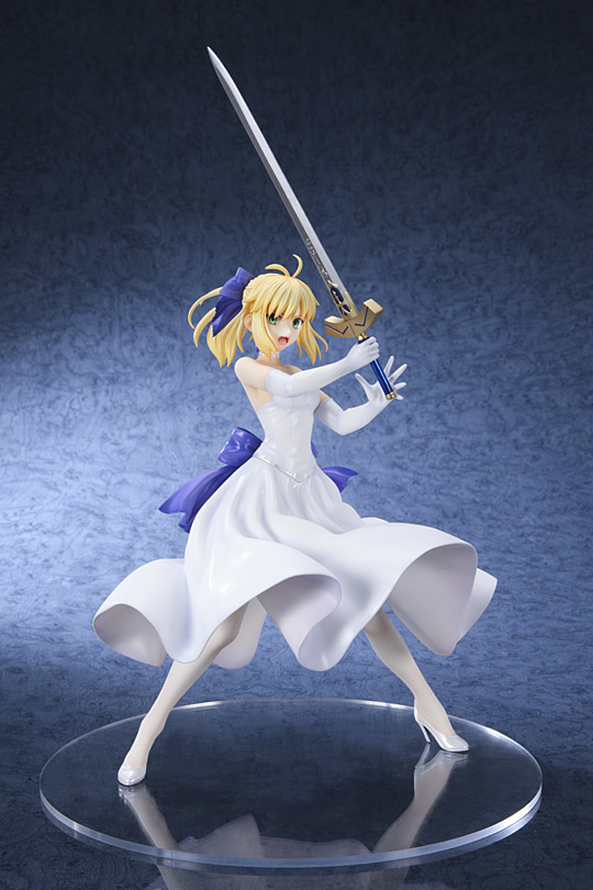 Saber Shiro Dress Ver Bellfine pics 01