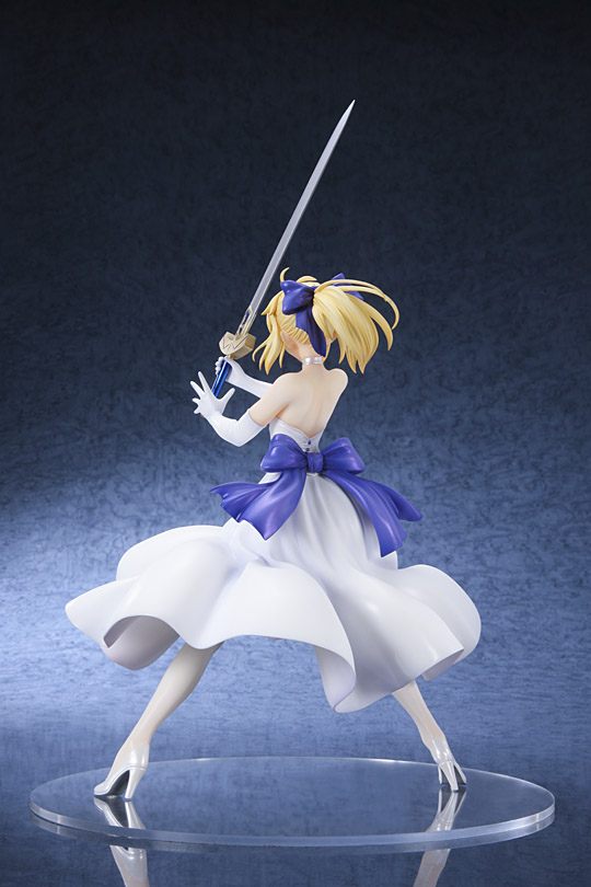 Saber Shiro Dress Ver Bellfine pics 04