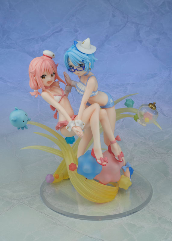 Subaru & Aoi Swimsuit FLARE preorder 04