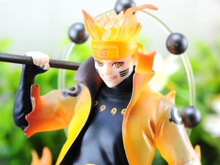 Uzumaki Naruto Rikudou Sennin Mode - MegaHouse - Rubrica AntiBootleg - Foto 17