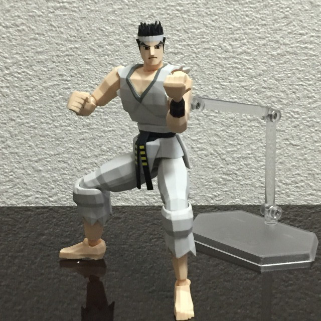 figma FREEing Virtua Fighter released 03
